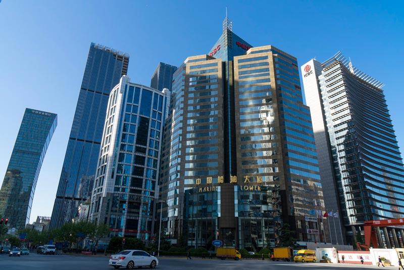 中国船舶大厦